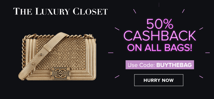 The Luxury Closet...turn your old designer handbags in for cash