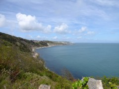 The view from Durlston
