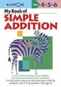 KUMON_4-5-6_years_My_book_of_simple_addition