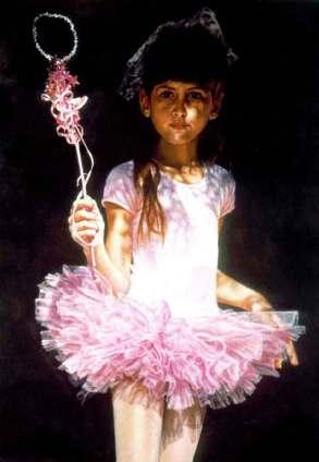 Ballerina-in-Pink