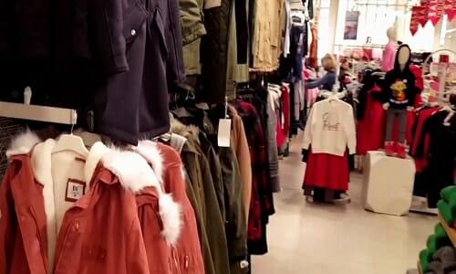 تجارة الملابس في تركيا، استيراد وتصدير الملابس في تركيا