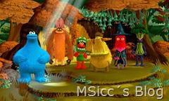 Sesame Street Once Upon a Monster_Warner Bros. Interactive Entertainment_Seamus Screenshot_Embargo June 6, 2011