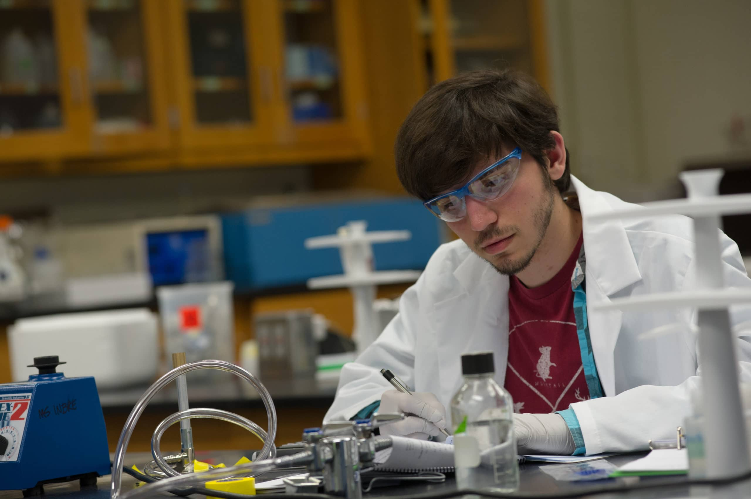 Catching up with 2015 Mississippi INBRE Research Scholar, Joseph Jelinski