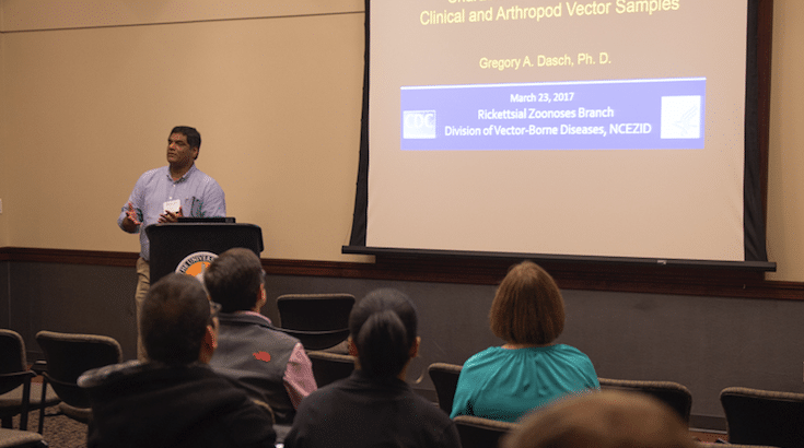 The University of Southern Mississippi's Dr. Shahid Karim Receives Grant from the U.S. Department of Agriculture
