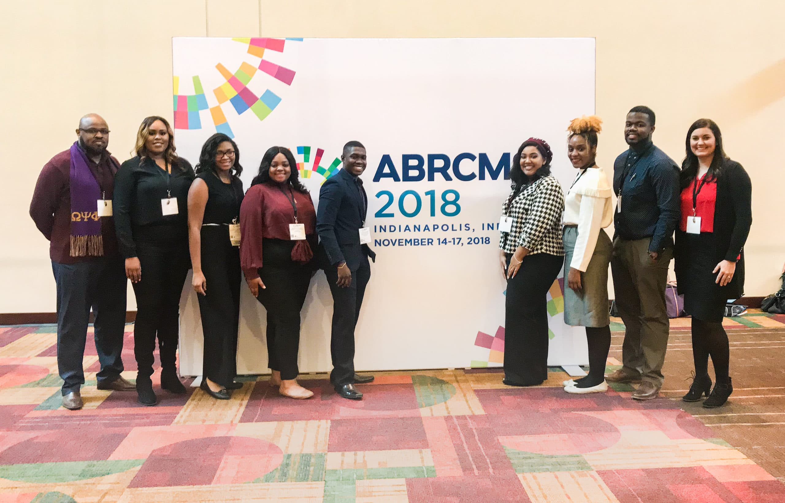 Mississippi INBRE Represented at ABRCMS