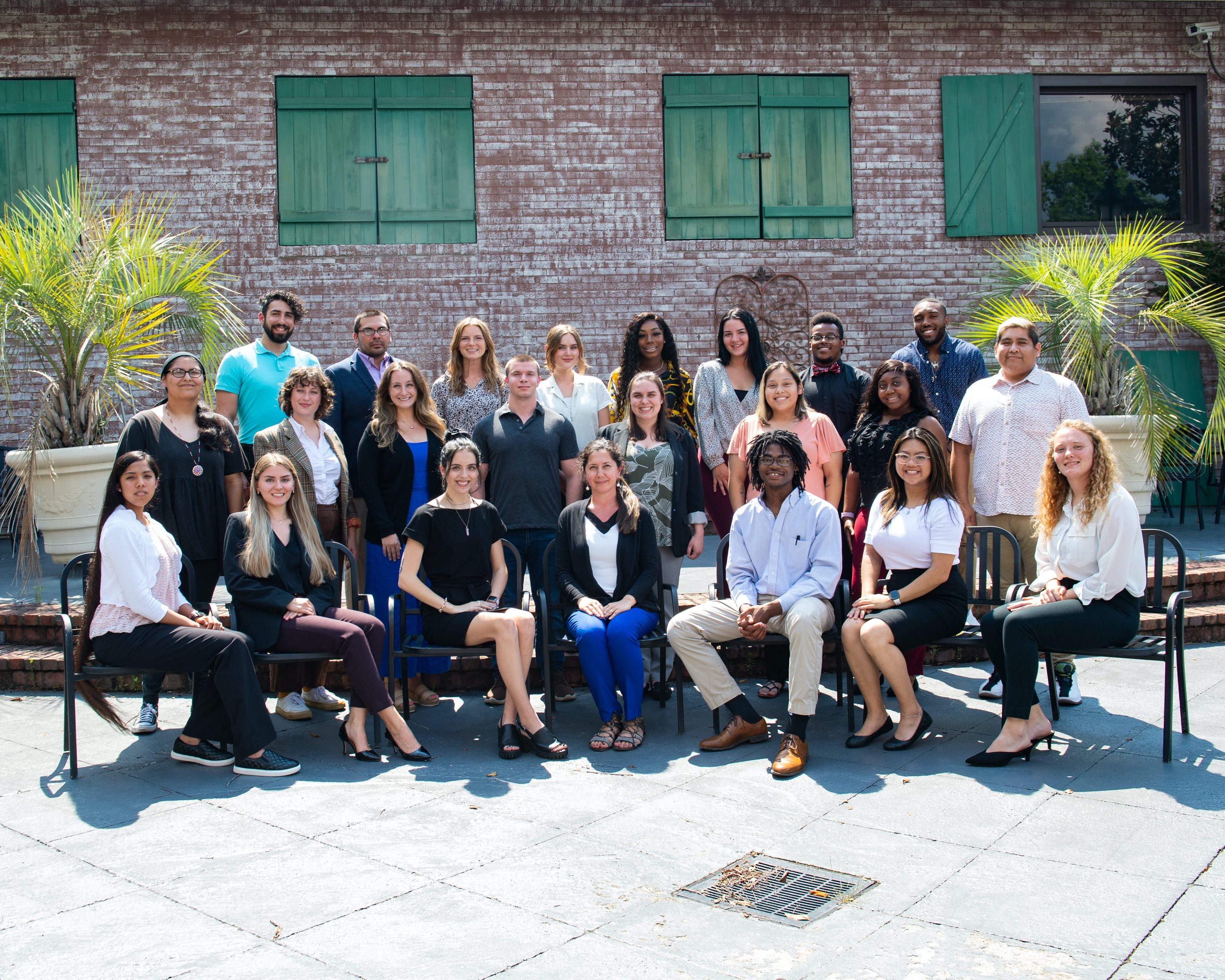 Celebrating the 2021 class of Mississippi INBRE Outreach Scholars