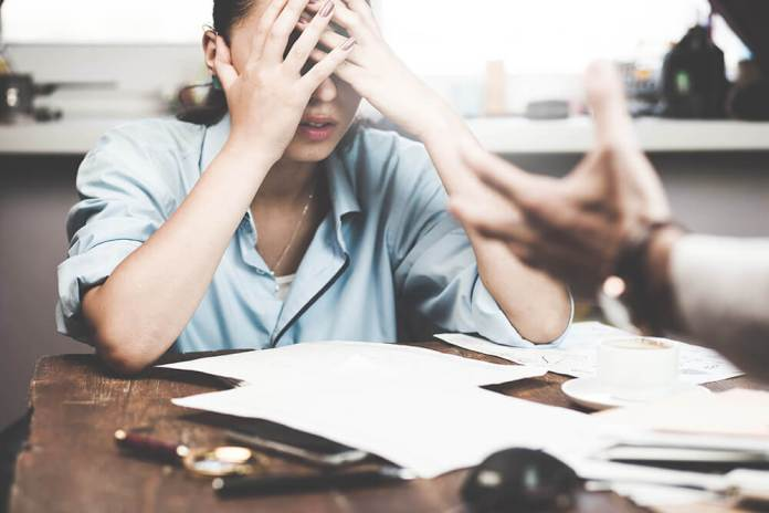 Mental Stress Injury