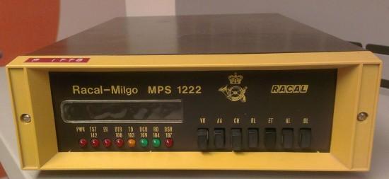 RACAL MPS1222 modem