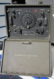 BC-221 Frequency Meter