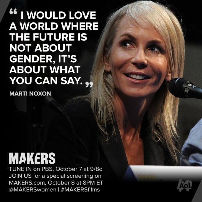 marti noxon makers