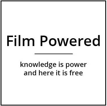 Film Powered logo