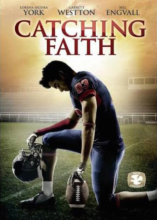 agent -Catching Faith movie poster