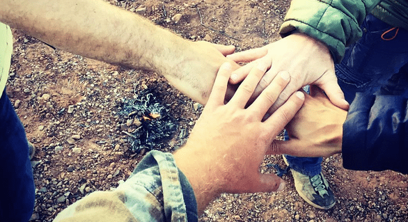 ayor hands