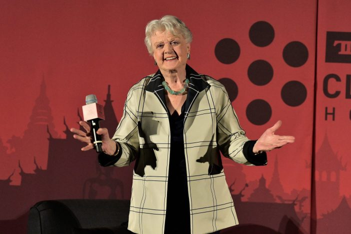 LOS ANGELES, CA - APRIL 29: Actress Angela Lansbury speaks onstage at 'The Manchurian Candidate' during day 2 of the TCM Classic Film Festival 2016 on April 29, 2016 in Los Angeles, California. 25826_005 (Photo by Stefanie Keenan/Getty Images for Turner) *** Local Caption *** Angela Lansbury