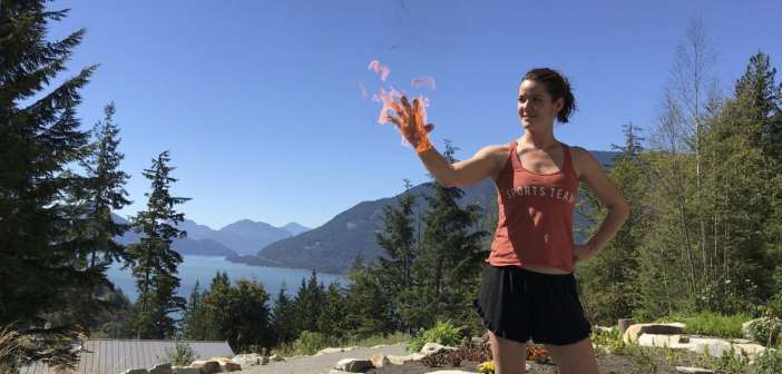 The Life of a Professional Stuntwoman: Starting Out