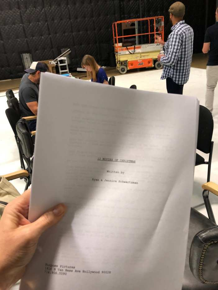 A Tale of Two Script Readings