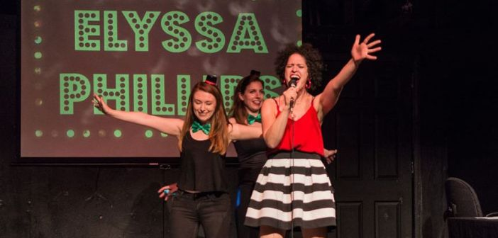 """Spotlight Interview:  Elyssa Phillips, Comedian and Artistic Director of """"The Pack Theater"""""""