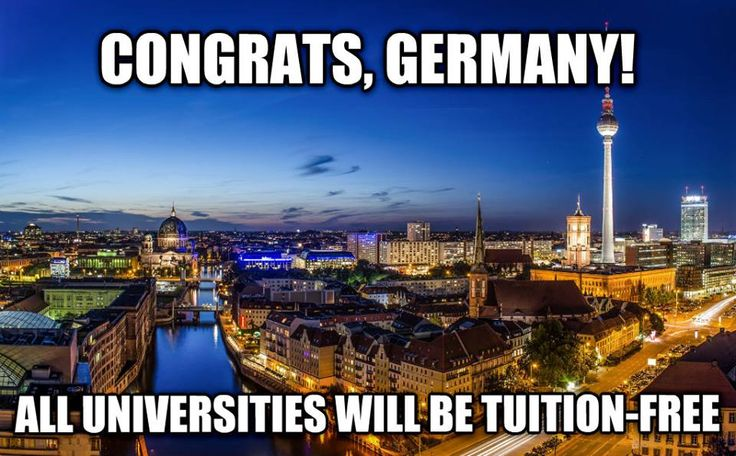Universities Offering Free Education In Germany