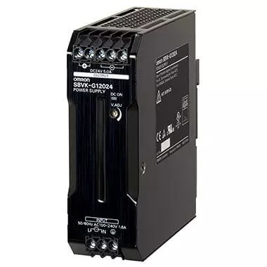 omron power supply S8VK series
