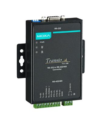 Serial-to-Fiber Converters TCC-100