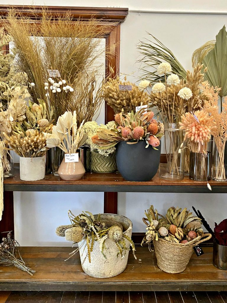 The Flower Bar.  Guide To Spending A Day In Bangalow.