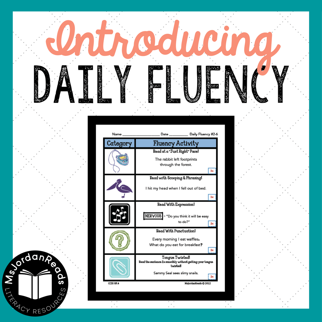 Introducing Daily Fluency