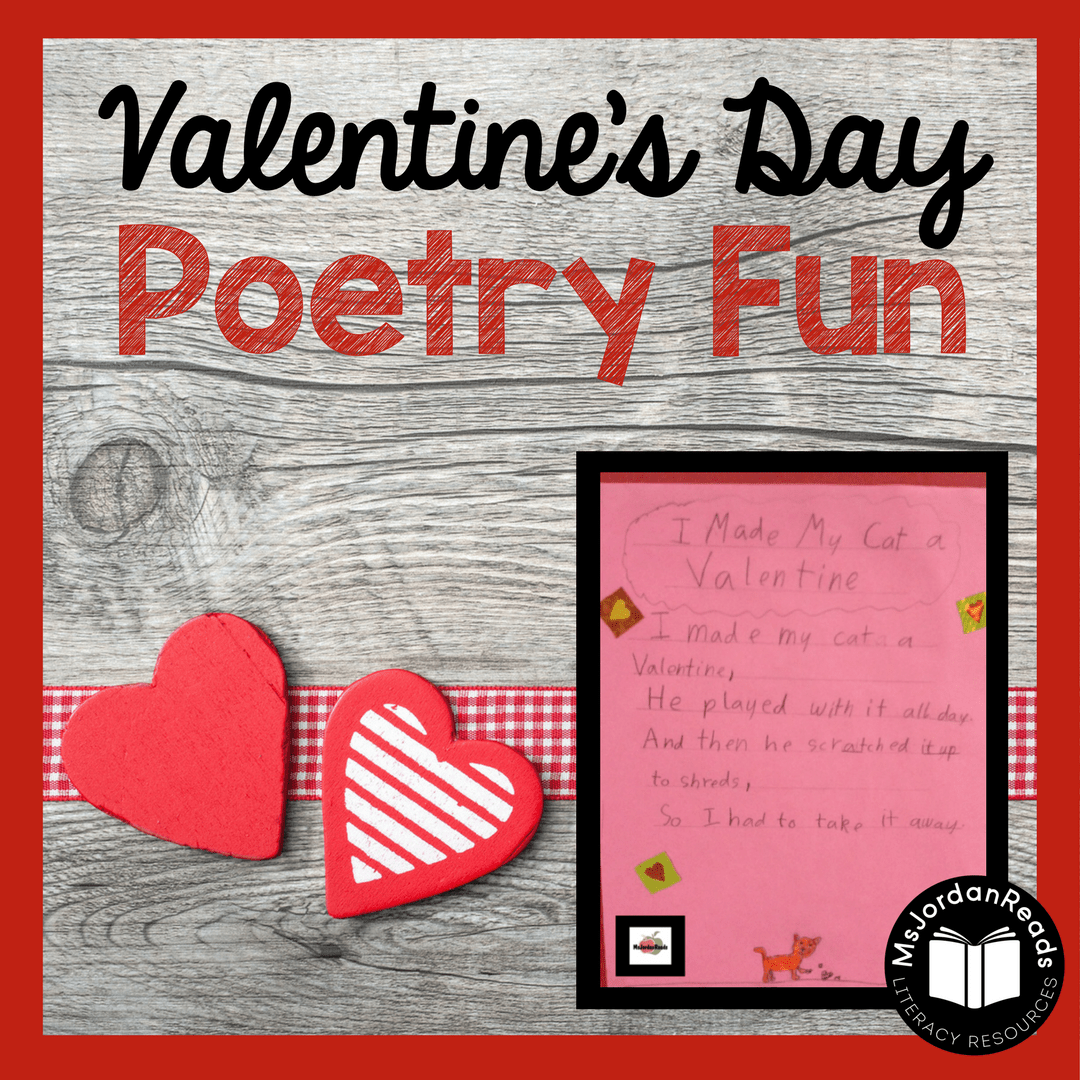 Valentine S Day Poetry Fun