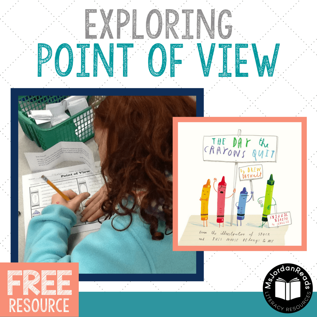 hight resolution of Exploring Perspective and Point of View - MsJordanReads