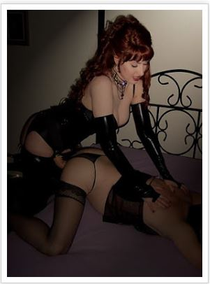 Can consult julia steele domination recommend