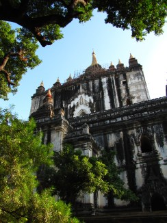 One of the many temples we visited in our wanderings the past few days.