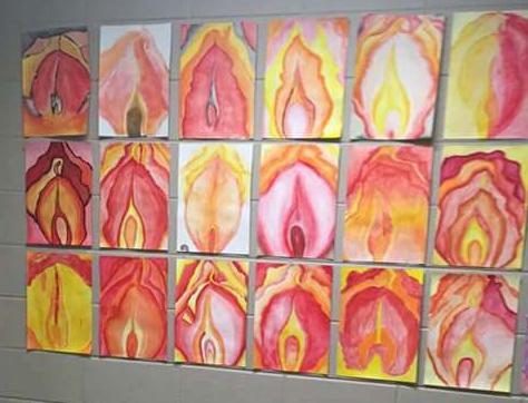 O'Keefe Paintings