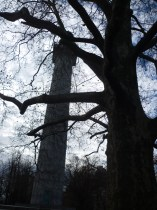 Fort Greene monument.