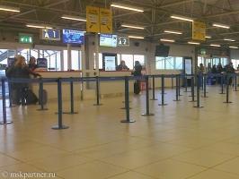 Аэропорт Чампино