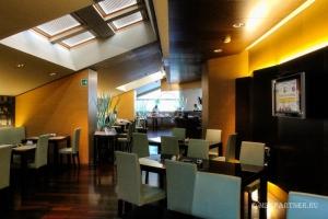 Ресторан в отеле Неаполя Una