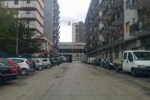 Viale Mascherpa напротив стадиона PalaMazzola