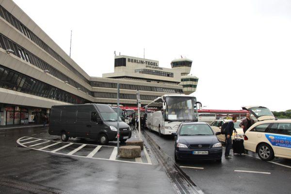 Аэропорт Берлина Тегель