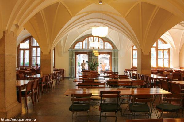 Поесть в Мюнхене