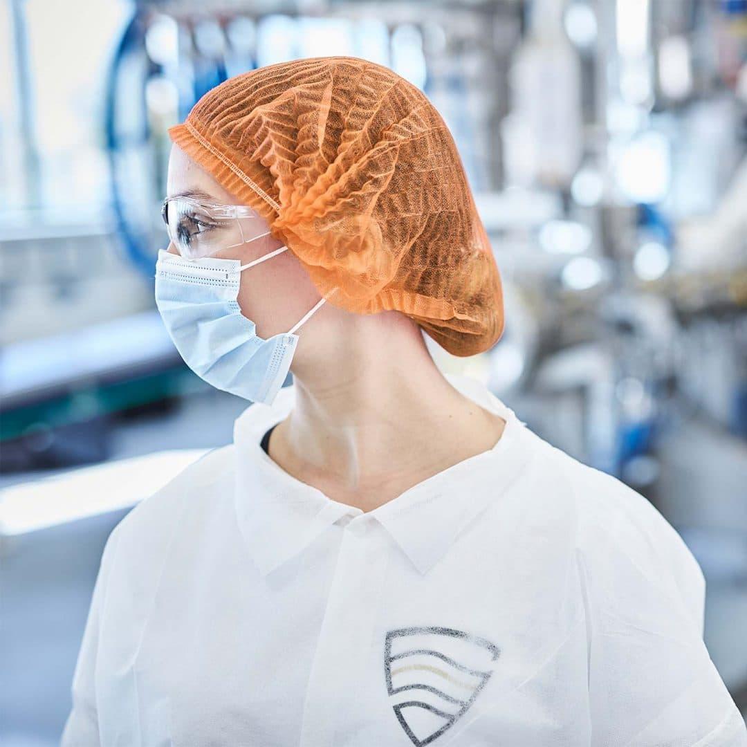 MSK Klipphauben - Hygieneschutzhauben