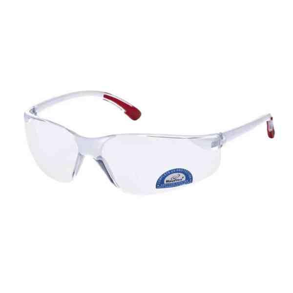 Sicherheitsbrille - IC RED CLEAR