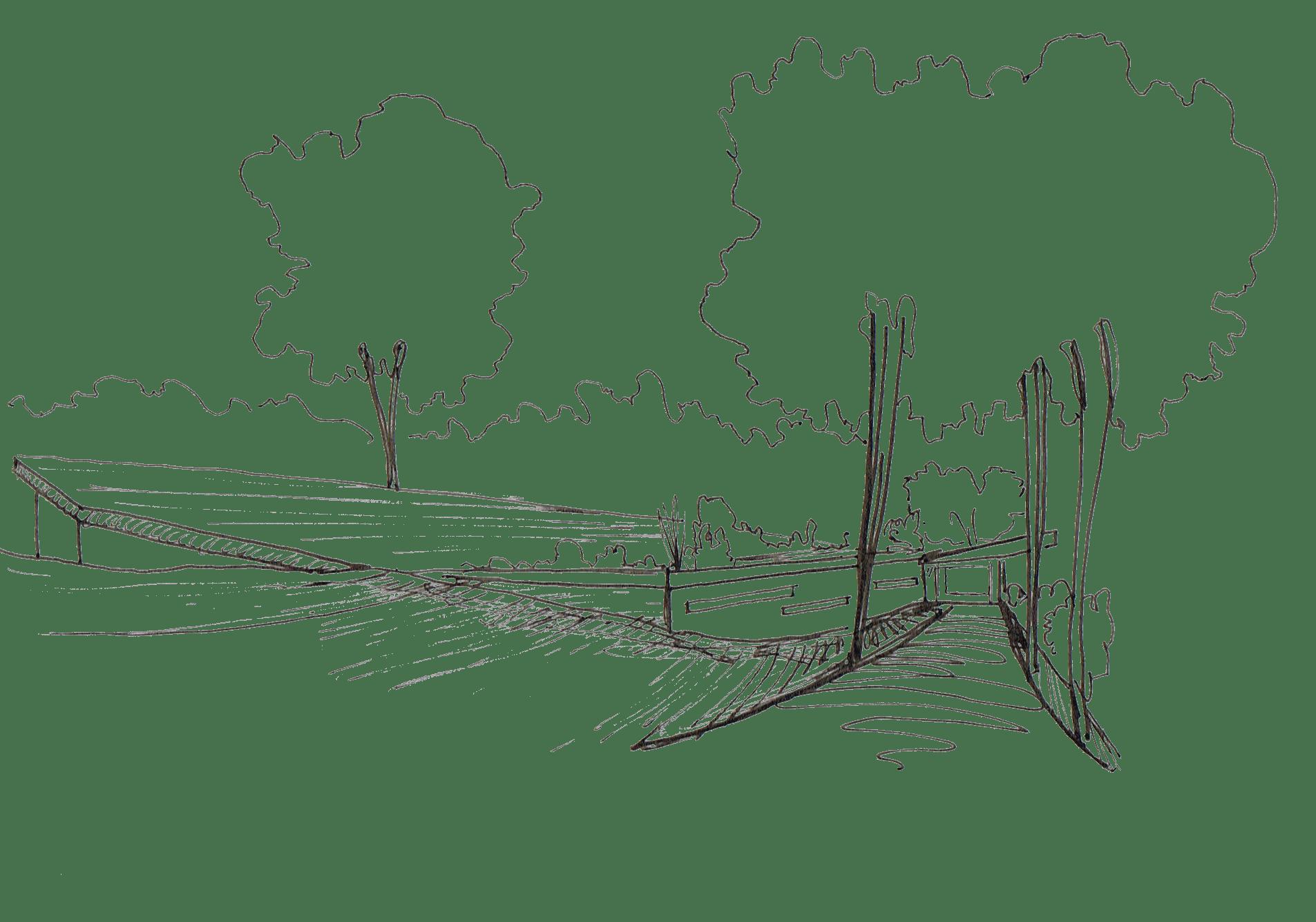Building Concept Sketches
