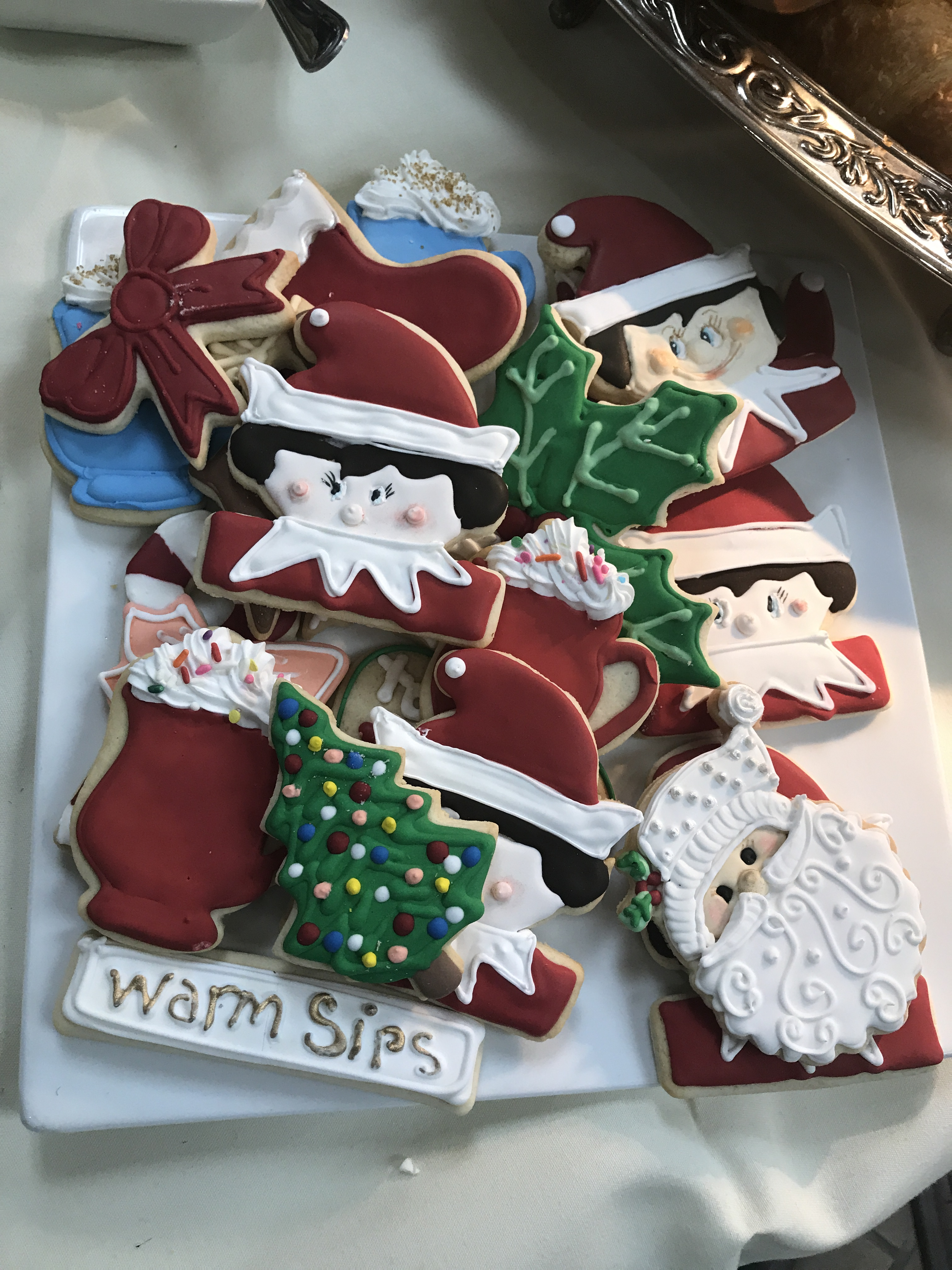 Christmas Ms Laura S Cakes