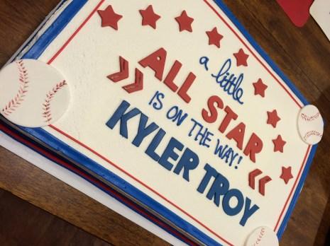 all star cake