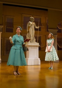 Patti Cohenour and Erin Mackey in South Coast Repertory's 2014 p