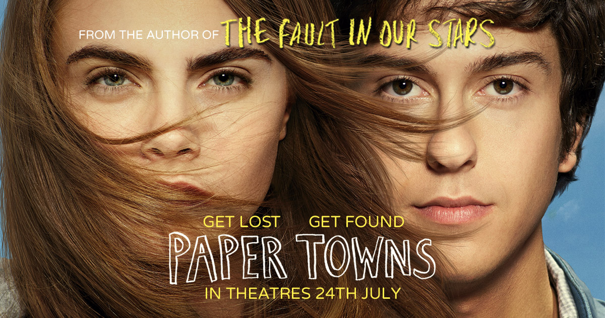 Image result for paper towns