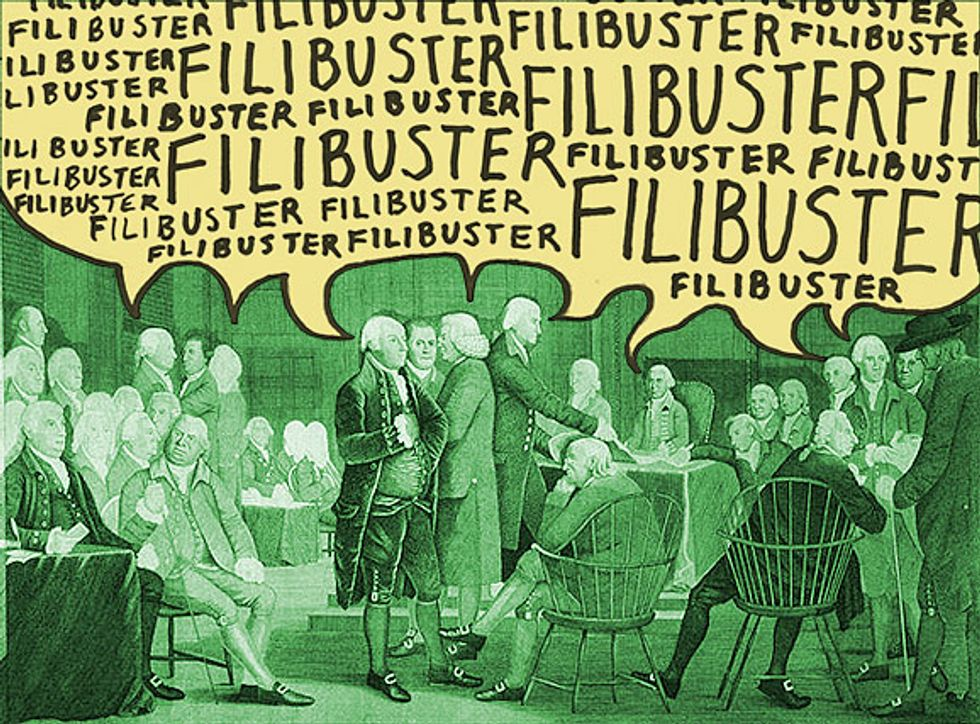 Defend Democracy—End the Filibuster - Ms. Magazine