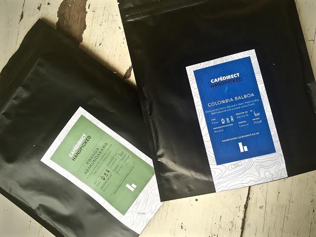 cafedirect coffee
