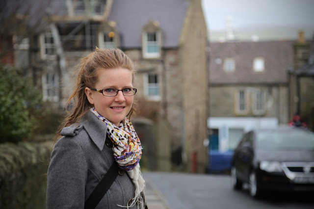 Elizabeth Atia, Shetland blogger