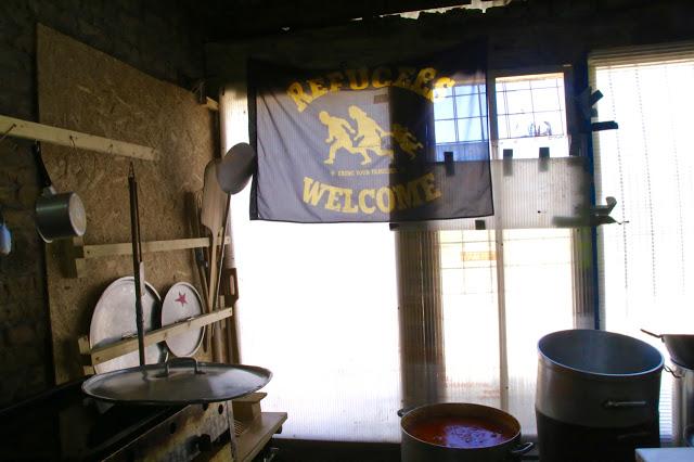 dunkirk refugee kitchen