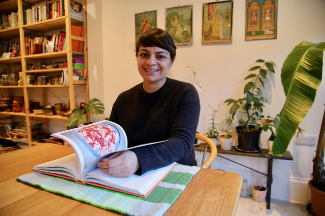 Meera Sodha, at her home in Walthamstow