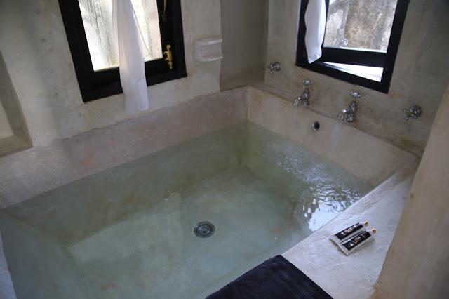 bath hotel coqui coqui, coba, yucatan, Mexico